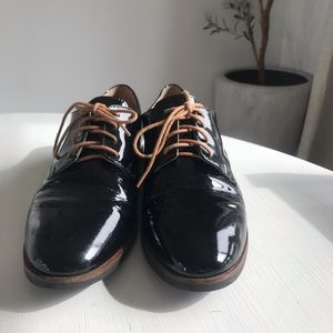 Karl Lagerfeld Paris Leather Shoes